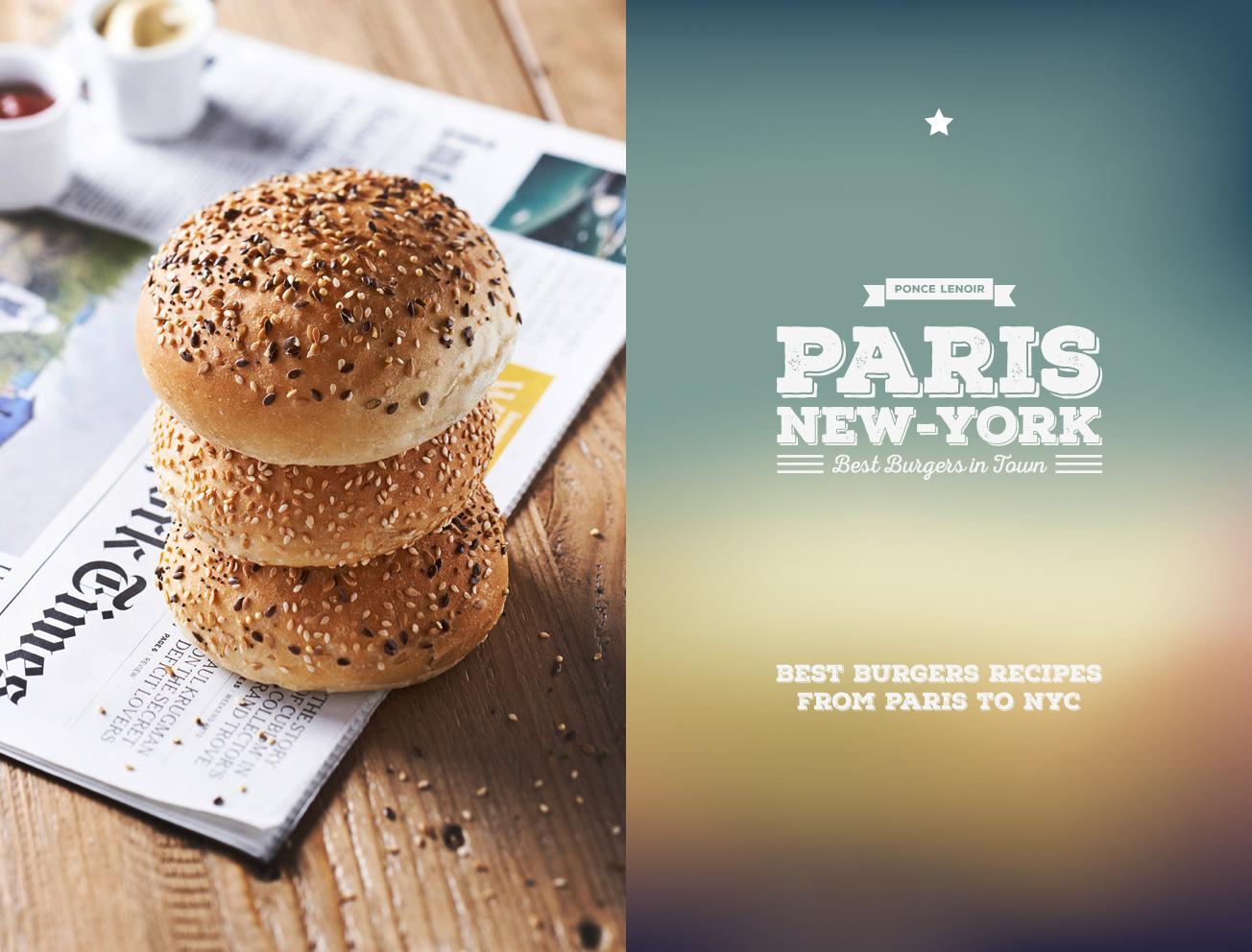 Livre Paris New-York